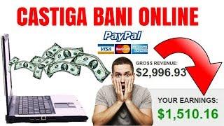 a face bani pe internet fără investiții este real