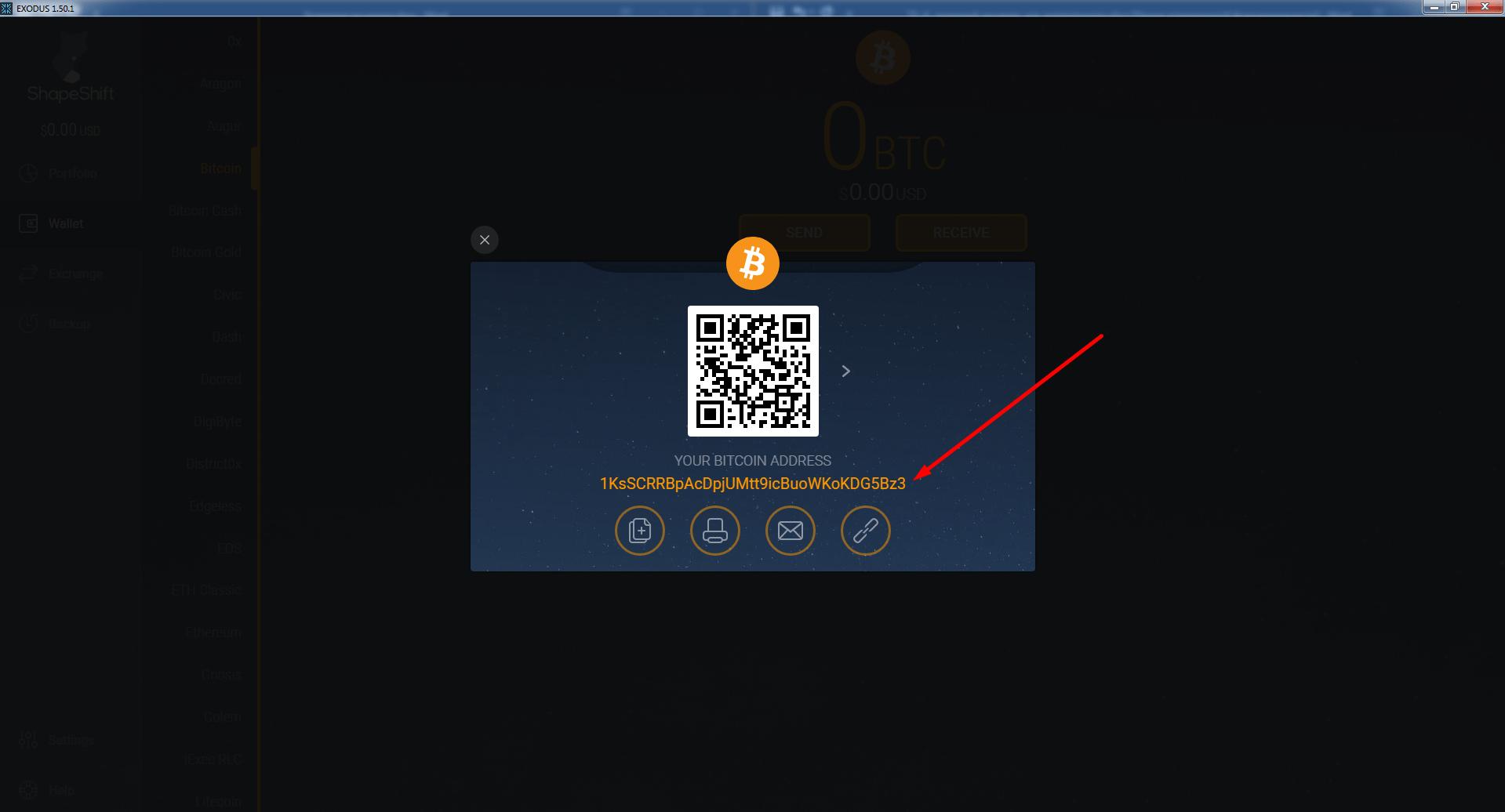 cum să stochezi bitcoin pe hard disk