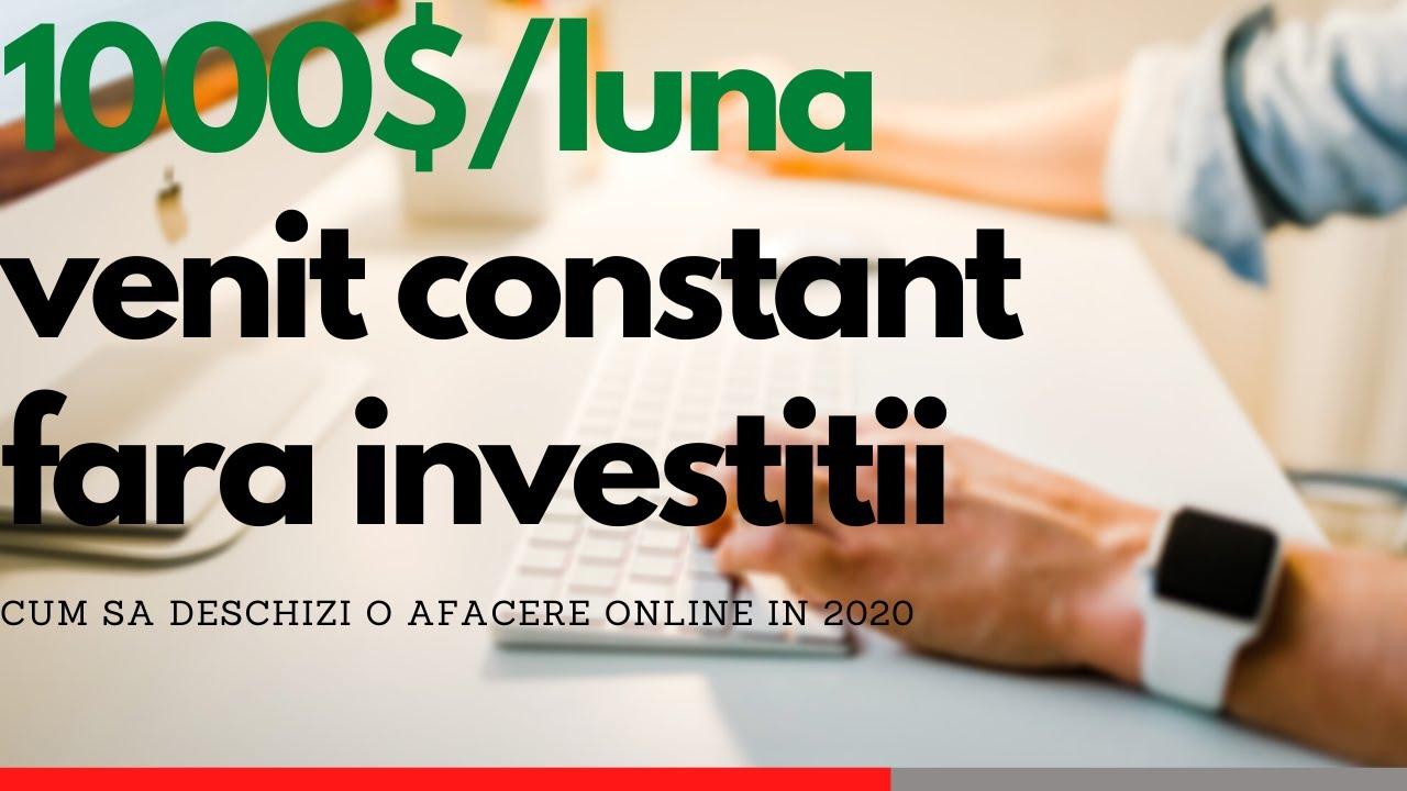 afaceri fără investiții pe internet robot pentru opțiunea 24