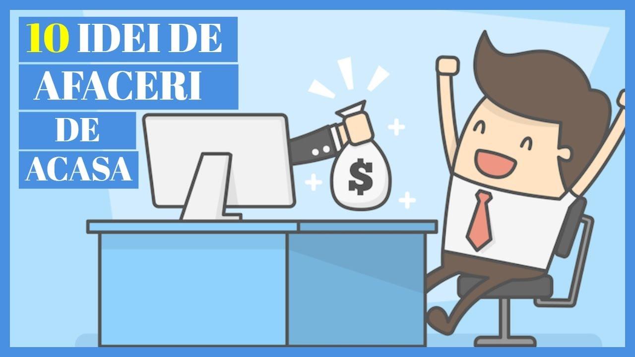 cum să faci idei de bani acasă