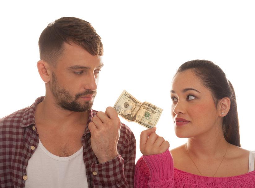 soția nu poate face bani