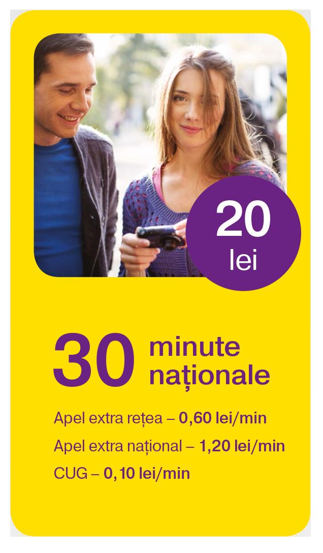 Optiunea Combo 10 - Digi Mobil Italia