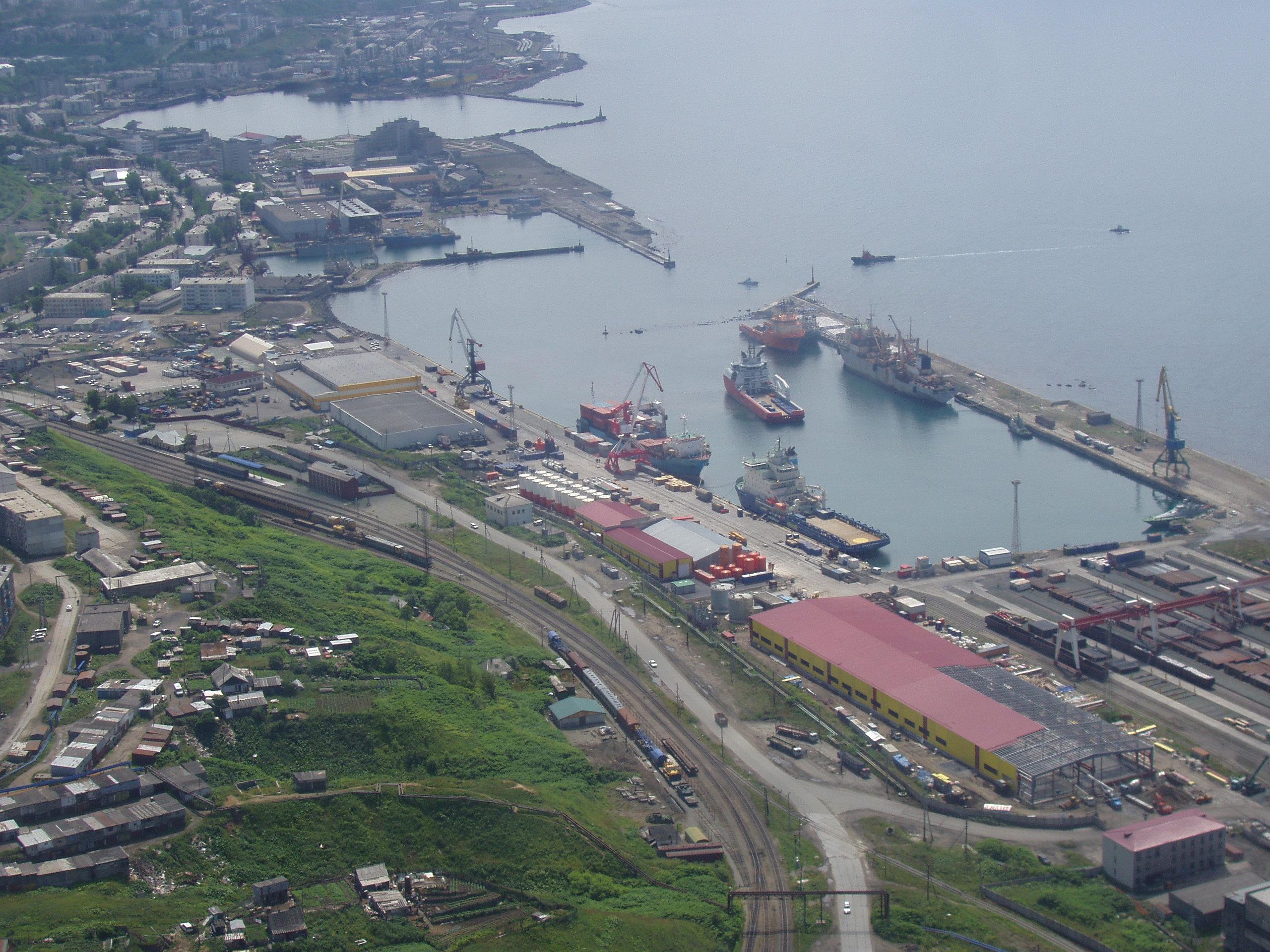 port trading kholmsk cele mai bune câștiguri de pe net