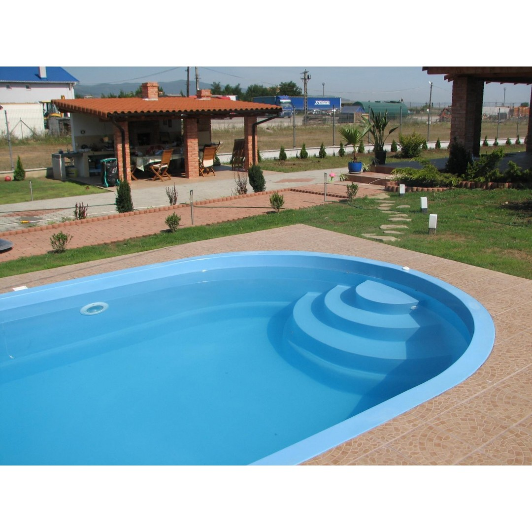 Piscina artificiala DIY. Piscină la cabană din materiale improvizate. Opțiuni bazin piscină