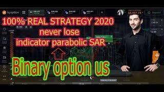 Strategia de opțiuni cu indicatori Parabolic SAR și MACD. Strategia parabolică MACD