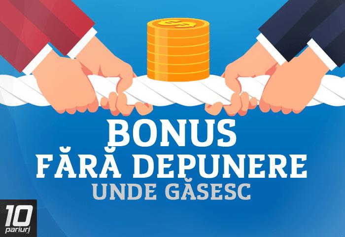 Opțiuni binare Brokeri fără Bonus de Depunere