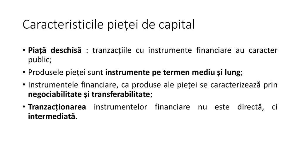 tranzacționarea pe piața monetară
