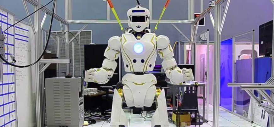 robot pentru opțiunea 24