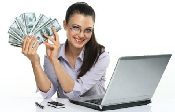 câștigând bani pe Internet completând chestionare