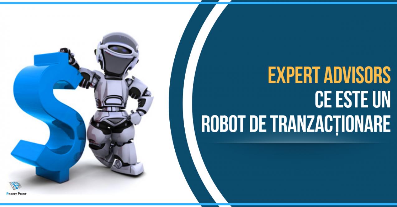 algoritmi pentru tranzacționarea roboților