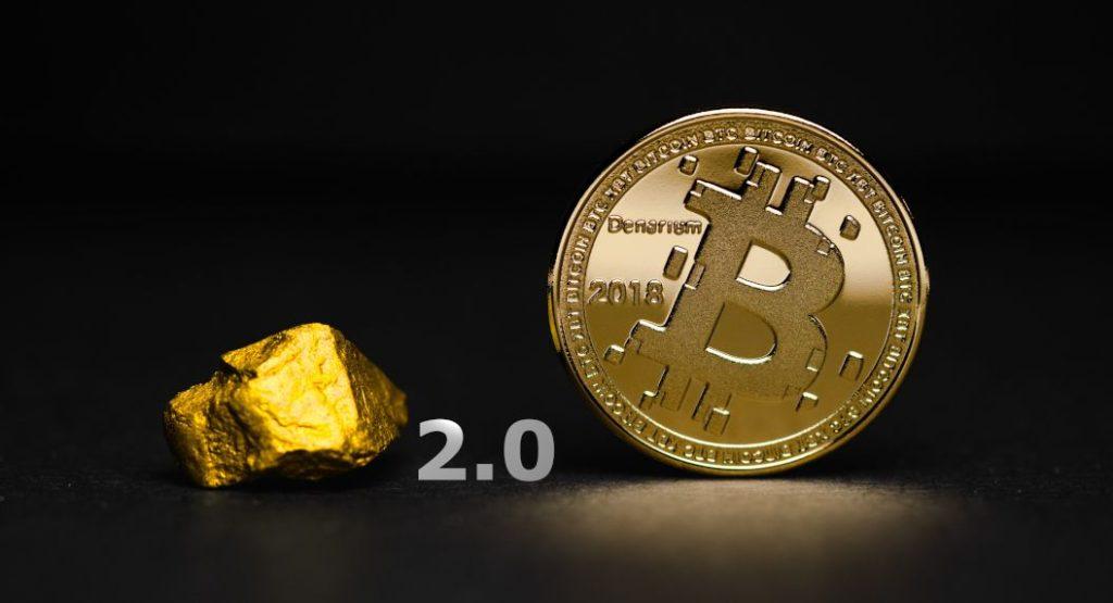 Bitcoin dublează aurul Căutările Google pentru prima dată din |