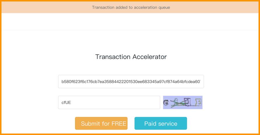 Accelerator tranzacții Bitcoin | Accelerator de tranzacții BTC blocat care funcționează