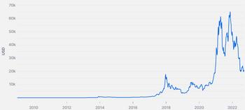 Istoria monedei bitcoin