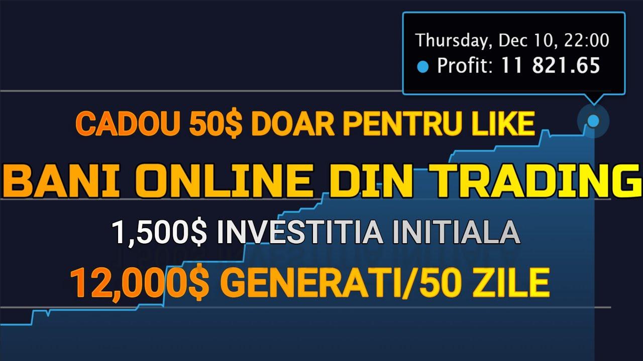 Cum sa faci bani online fara investitii: idei si metode Începe să investești chiar azi