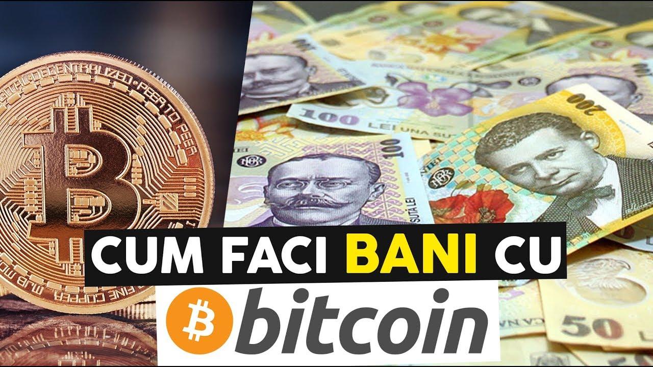 cum funcționează bitcoins și cum să câștigi bani