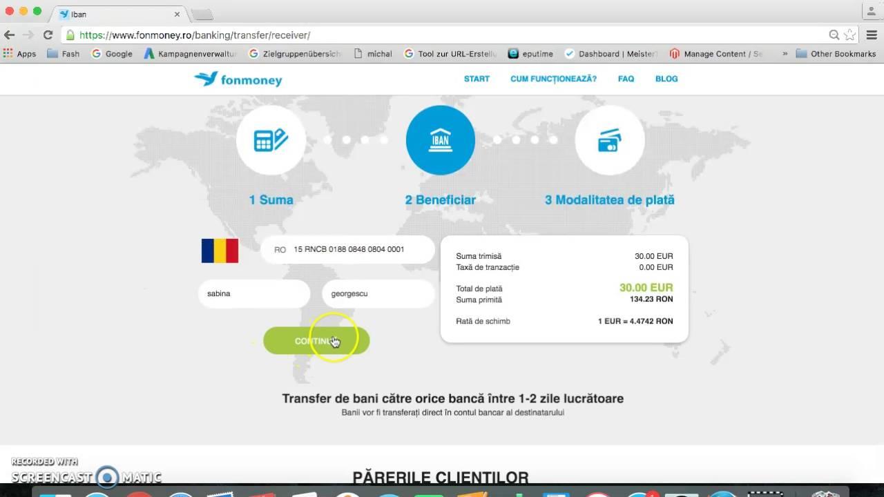 cum să faci bani pe internet în străinătate