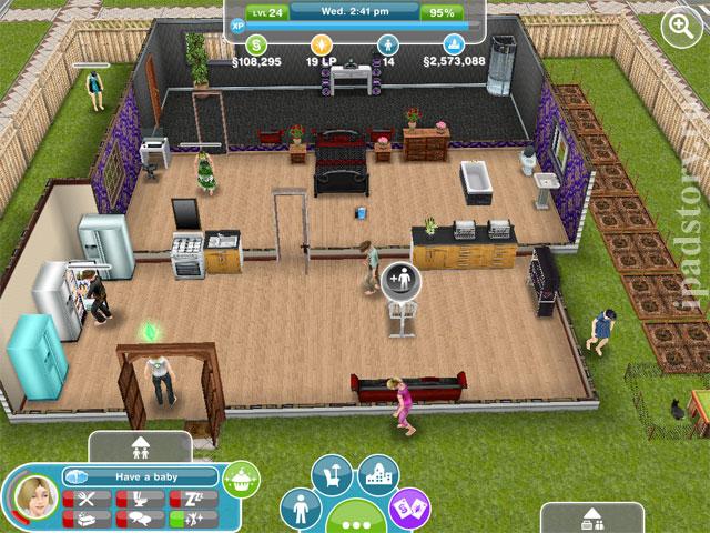 Cum să câștigi rapid Simoleon și să terminați instantaneu construcțiile pe Freeplay-ul Sims