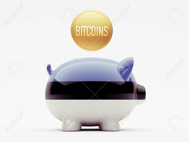 cumpărați bitcoin în Estonia venituri de mare randament pe internet