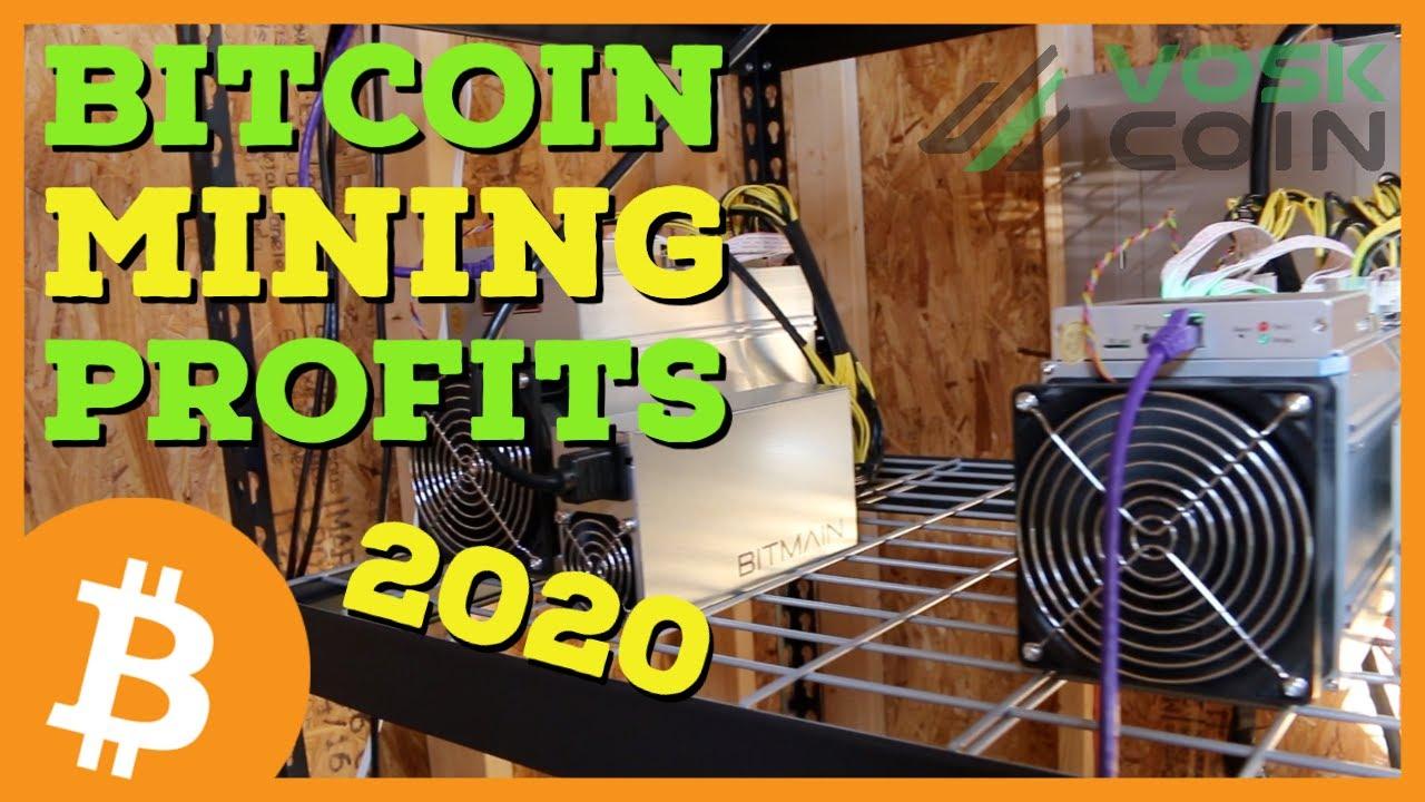 este profitabil să Mein Bitcoins în 2020
