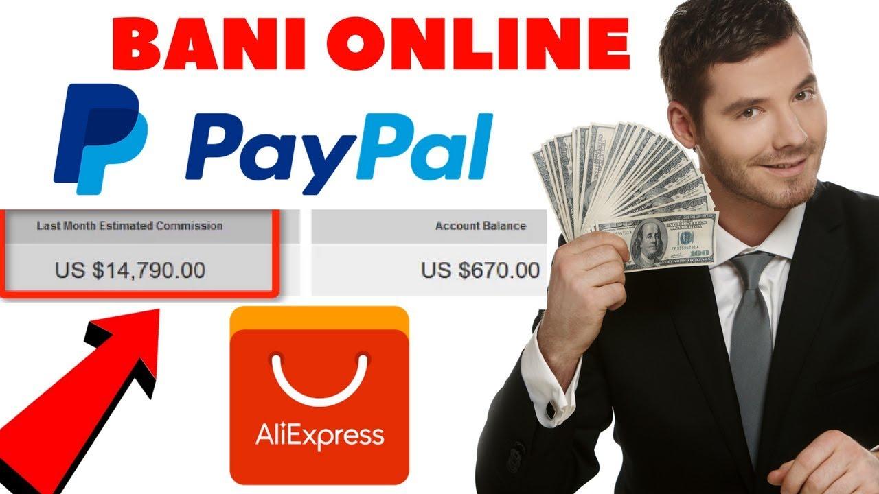 Cum sa faci bani pe Net.