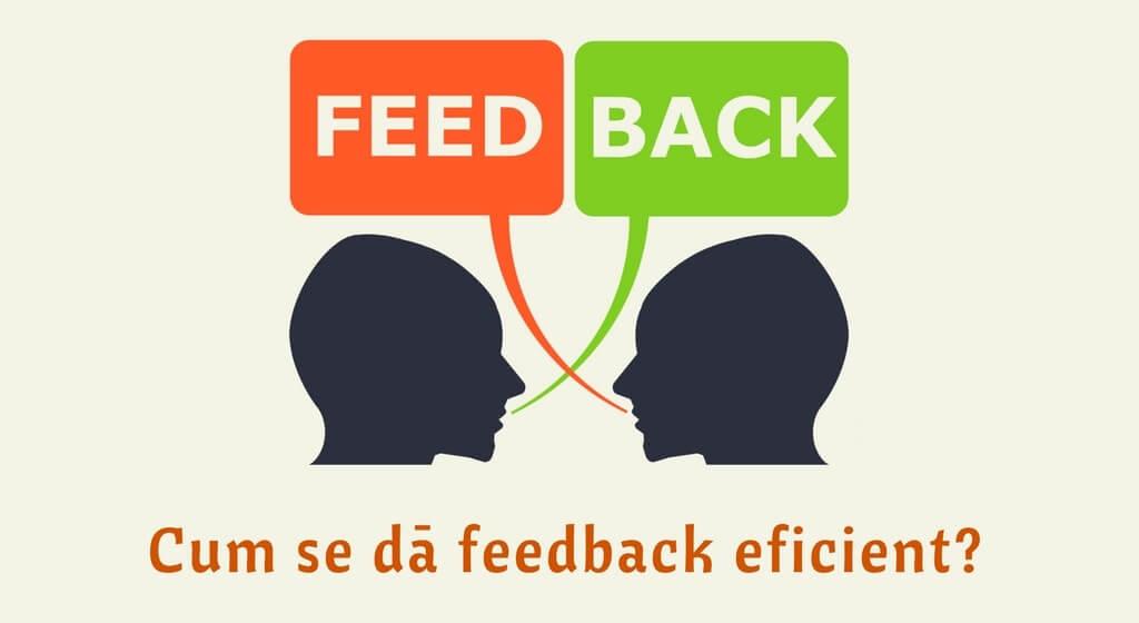 feedback despre lucrul la opțiuni