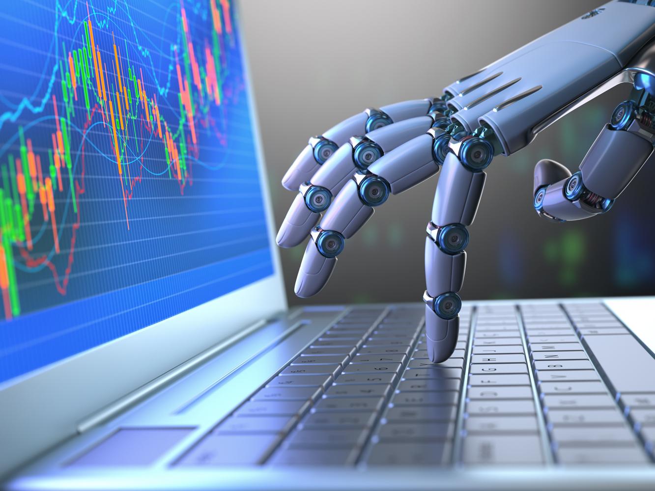 roboți în tranzacționarea opțiunilor binare strategia de opțiuni binare cci macd