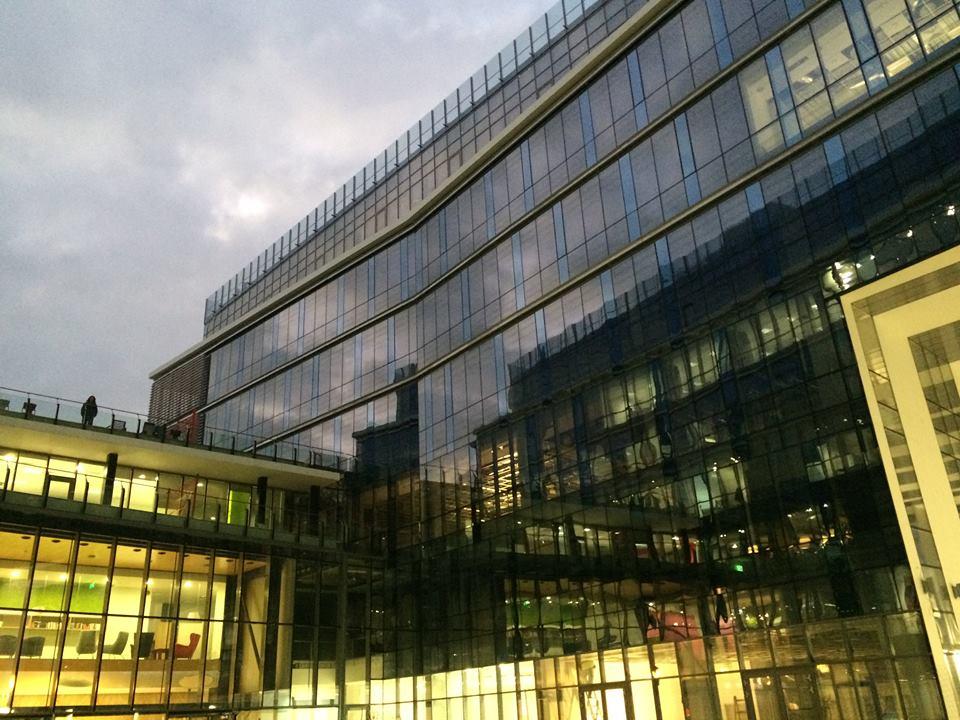 Complex de birouri central clasa A, Centrul de Afaceri Sibiu