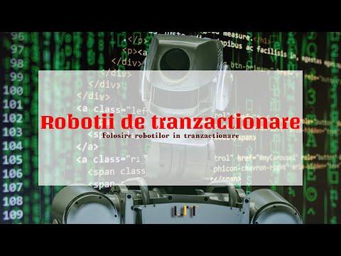 experți în tranzacționarea roboților cum să faci bani ce afaceri să deschizi
