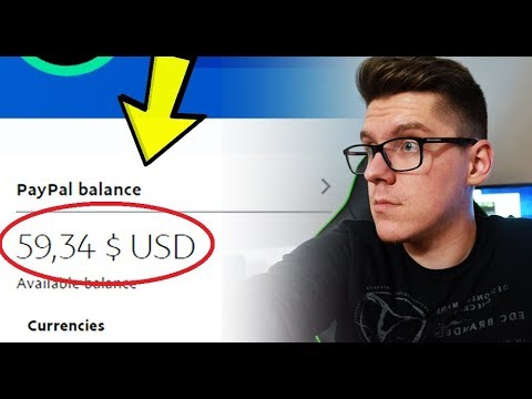 Fac câțiva bani