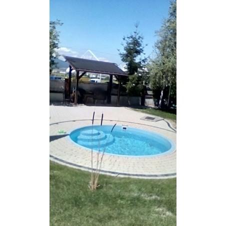 opțiunea de piscină este