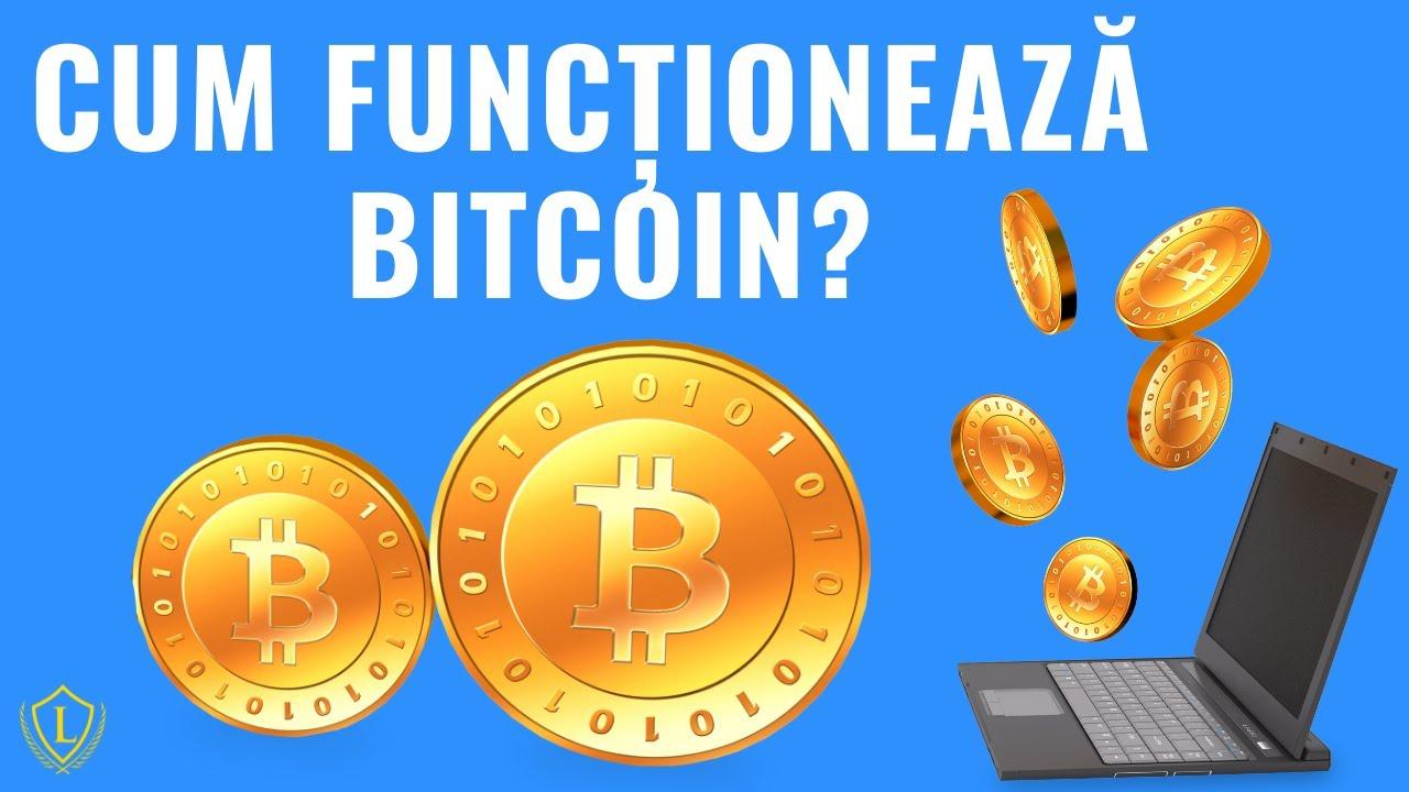 bitcoins cum funcționează