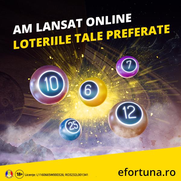 câștigurile online pentru noul an