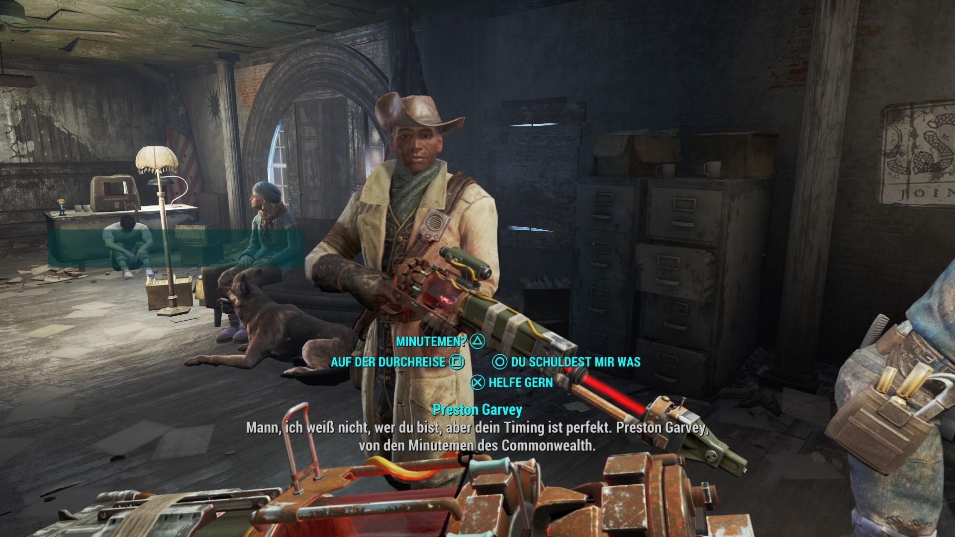 Fallout 4 rapid bani câștigurile pe internet scrieți un mesaj