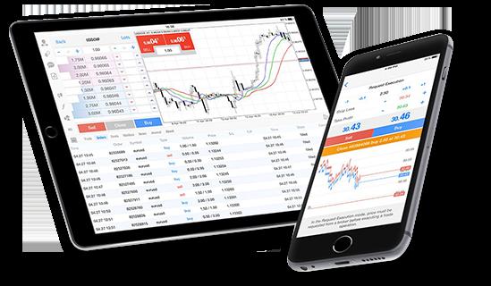platformă universală de tranzacționare