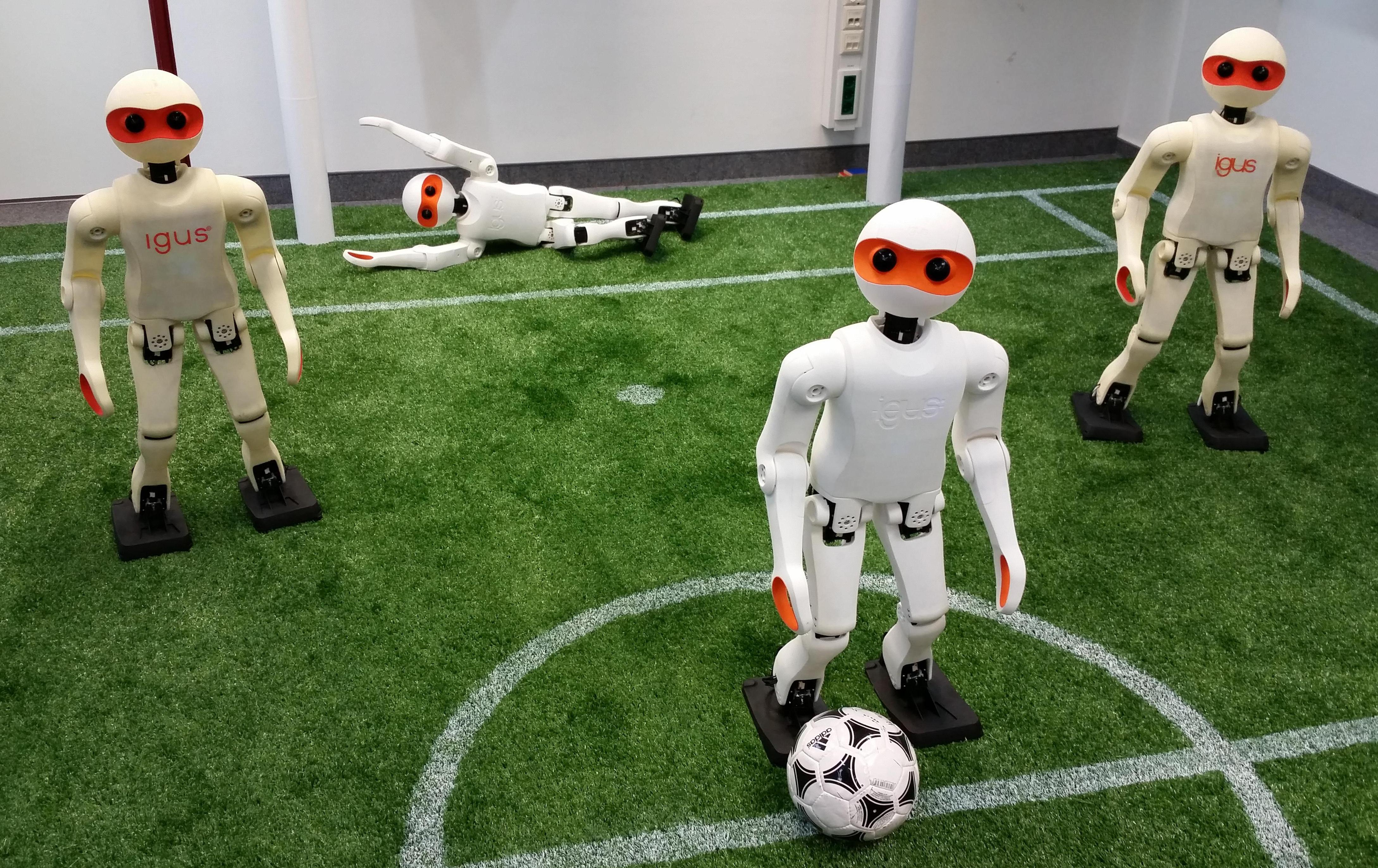 robot automat cu opțiune binară